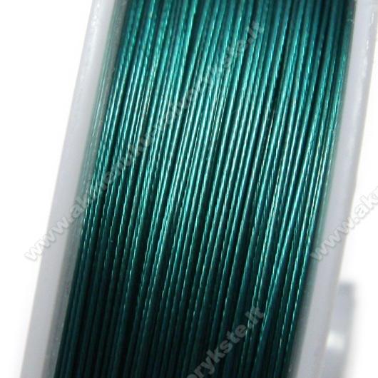 Troselis smaragdo spalvos 0.38 mm storio