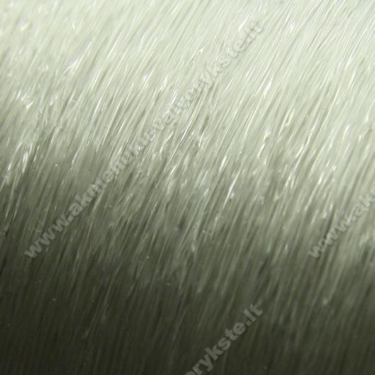 Elastinis silikoninis-guminis siūlas 1.0 mm
