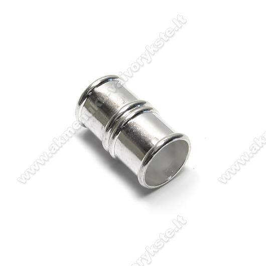 Platus įklijuojamas magnetinis įsegimas 10 mm.