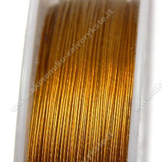 Troselis sodrios vario spalvos 0.38 mm storio