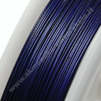 Troselis tamsiai mėlynas 0.38 mm storio