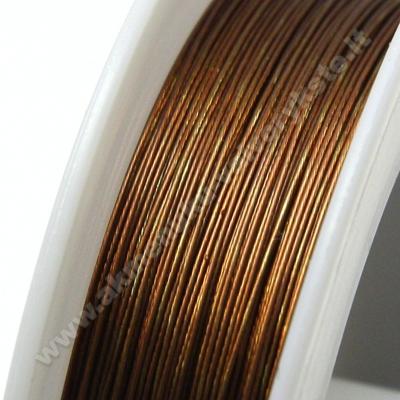 Troselis rudas 0.38 mm storio