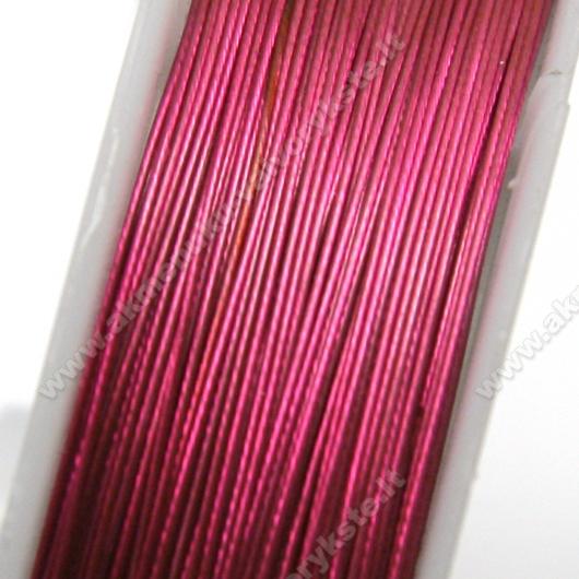 Troselis avietinės spalvos 0.38 mm storio
