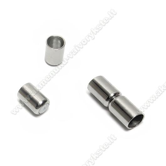 Magnetinis įklijuojamas užsegimas 5mm.