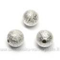 """Metaliniai karoliukai """"žvaigždžių dulkės"""" 10 mm"""