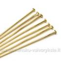 Aukso spalvos vinukai 5 cm