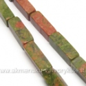 Unakitas lazdelės formos 12 mm
