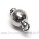 Magnetinis užsegimas rutuliuko formos 8 mm