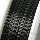 Troselis juodas 0,38 mm storio