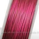 Troselis sodriai rožinis 0,38 mm storio