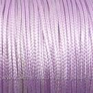Medvilninis vaškuotas troselis šviesios alyvinės spalvos 1 m.