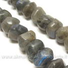 Natūralaus labradorito akmenukai