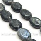 Spektrolitas pupelės formos 14x10 mm